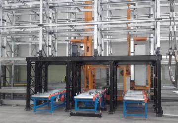 Magazzini Automatici e Automazione Logistica - Logima